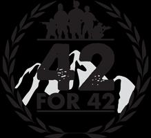 42 For 42 logo