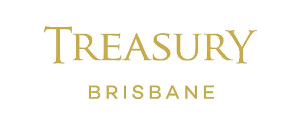 Treasury Brisbane logo