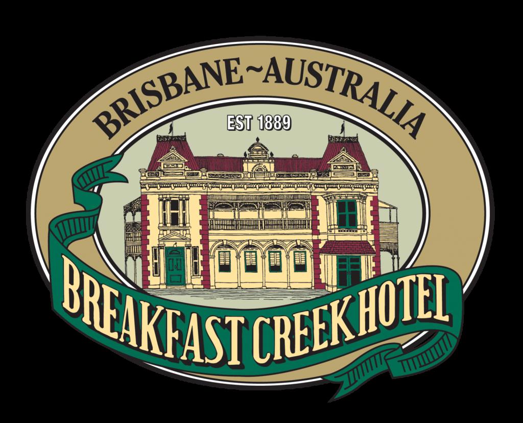Breakfast Creek Hotel logo